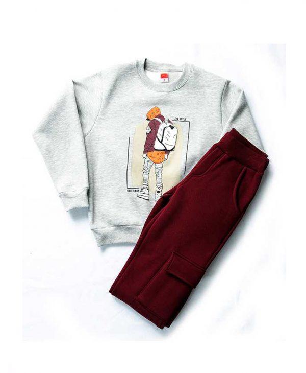 Παιδική Φόρμα Men Για Αγόρι 202423 Joyce