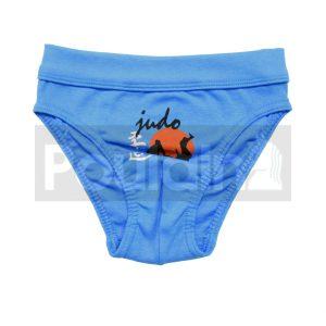 """Βρακάκι Μπλε """"Judo"""" Pretty Baby"""