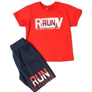 """Παιδικό Σετ Για Αγόρι """"Run"""" 211361 Joyce"""