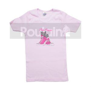 """Φανελάκι Ροζ """"Pink Princess"""" Pretty Baby"""
