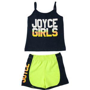 """Σετ Σορτς Μπλε Σκούρο """"Girls"""" 211546 Joyce"""