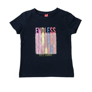 """Μπλούζα Κοντομάνικη """"Endless"""" 211595 Joyce"""
