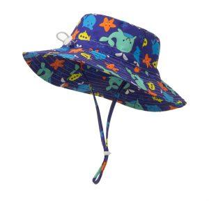 Παιδικό Καπέλο Fish Tank (50-52εκατοστά)