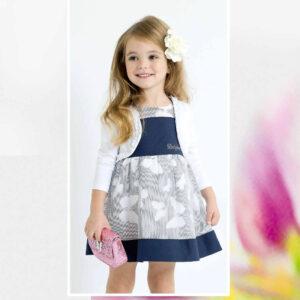Φόρεμα Μπλε/Σιέλ Babylon