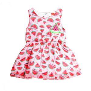 Παιδικό Φόρεμα Καρπουζάκια 211164 Joyce