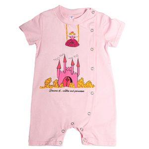 """Βρεφικό Φορμάκι Ροζ """"Castle"""" 212010 Dreams"""
