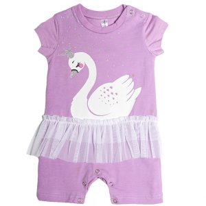 """Βρεφικό Φορμάκι Λιλά """"Swan"""" 212013 Dreams"""
