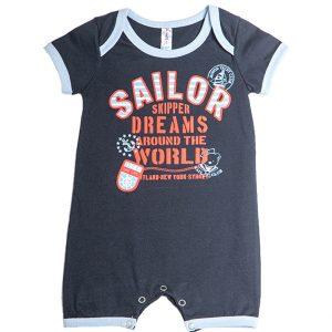 """Βρεφικό Φορμάκι """"Sailor Bear"""" 212062 Dreams"""