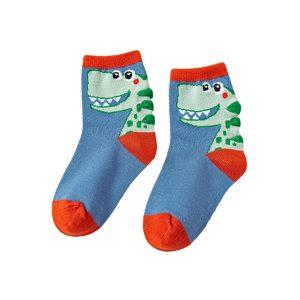 """Παιδικές Κάλτσες Για Αγόρι """"Dino"""""""