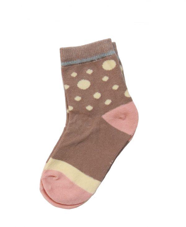 """Παιδικές Κάλτσες Για Κορίτσι """"Dots"""""""