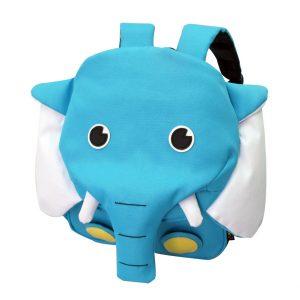 """Παιδική Τσάντα Πλάτης """"Blue Elephant"""""""