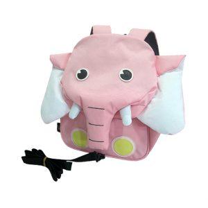 """Παιδική Τσάντα Πλάτης """"Pink Elephant"""""""