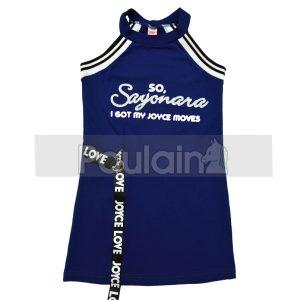 Φόρεμα Μπλε Sayonara Joyce
