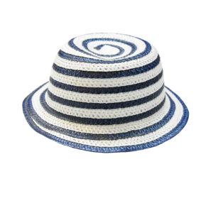 Παιδικό Καπέλο Ψάθινο (50-52εκατοστά)