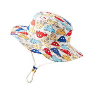 """Παιδικό Καπέλο """"Cars"""" (50-52 εκατοστά)"""