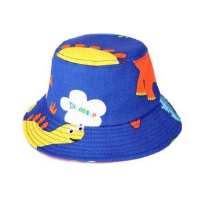 """Παιδικό Καπέλο Μπλε """"Dinosaur"""" (52 εκατοστά)"""