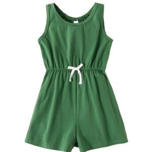 Ολόσωμη Φόρμα Jumpsuit Πράσινη