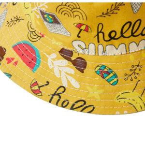 """Παιδικό Καπέλο """"Hello Summer"""" (50-52εκατοστά)"""