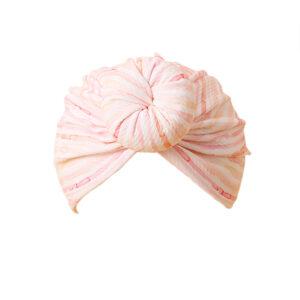 Βρεφικό Τουρμπάνι Ροζ