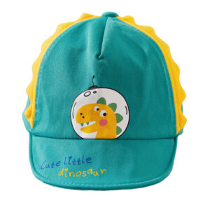 """Βρεφικό Καπέλο Πράσινο """"Little Dinosaur"""""""