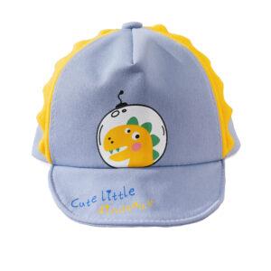 """Βρεφικό Καπέλο Σιέλ """"Little Dinosaur"""""""