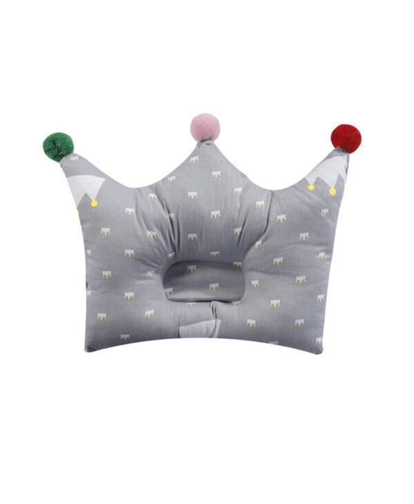 """Βρεφικό Μαξιλάρι Στήριξης Κεφαλιού """"Crown"""""""