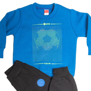 """Παιδική Φόρμα Φούτερ Για Αγόρι """"Soccer Ball"""" 216325 Joyce"""