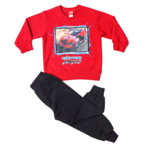 """Εποχιακή Φόρμα Για Αγόρι """"Race Car"""" 216340 Joyce"""