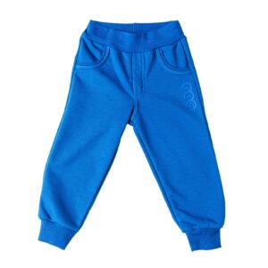 Εποχιακό Παντελόνι Φόρμας Μπλε Ρουά