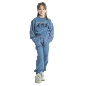 """Φόρμα Φούτερ για κορίτσι """"Girl Crew"""" 216530 Joyce"""