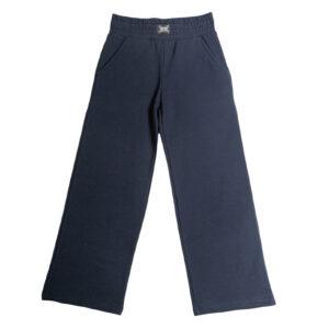Παιδικό Παντελόνι Φούτερ Ψιλόμεσο Μπλε 216595 Joyce