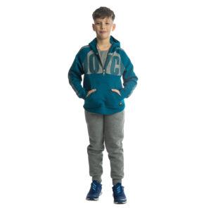 """Παιδική Φόρμα Φούτερ Για Αγόρι """"Zipper"""" 216710 Joyce"""