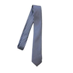 Γραβάτα Δετή Μπλε Ριγέ
