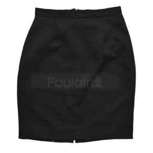"""Εφηβική Φούστα Παρέλασης Μαύρη """"Classic"""""""