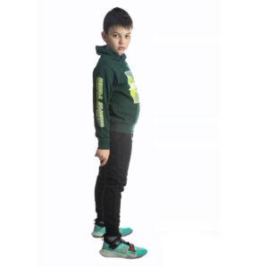 """Παιδική Φόρμα Φούτερ Για Αγόρι """"Worldwild"""" 216724 Joyce"""