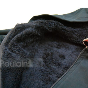 Παιδική Ζακέτα Φούτερ Μπλε Με Επένδυση Γούνα 216590 JoyceΠαιδική Ζακέτα Φούτερ Μπλε Με Επένδυση Γούνα 216590 Joyce