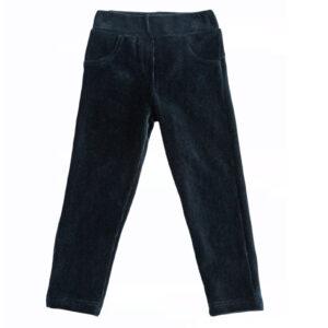 Παιδικό Παντελόνι Βελουτέ Μαύρο 216180 Joyce
