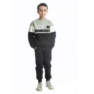 """Παιδική Φόρμα Φούτερ Για Αγόρι """"Colour Block"""" 216732 Joyce"""